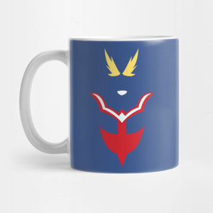 All Might - Boku no Hero Mug - Best Gift for Friends - 11oz Coffee Mugs - Eureka Mugs