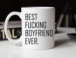 Anniversary Gift, Valentines Gift For Boyfriend, Gift For Him - 11oz Coffee Mug - Eureka Mugs
