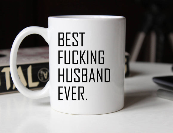 Anniversary Gift, Valentines Gift For Husband, Gift For Him - 11oz Coffee Mug - Eureka Mugs