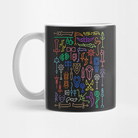 Artifact Power Mug - Best Gift for Dad - 11oz Coffee Mugs - Eureka Mugs