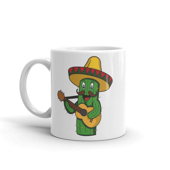 Awesome Mexican Cactus Mug