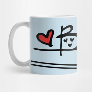 BFF Mug - Best Gift for Friends - 11oz Coffee Mugs - Eureka Mugs