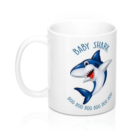 Baby Shark Doo Doo Coffee Mug