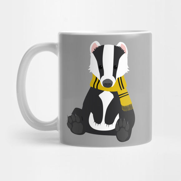 Badger Luv Mug - Best Gift for Girlfriends - 11oz Coffee Mugs - Eureka Mugs