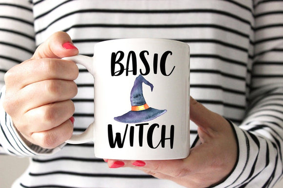 Basic Witch Fall Mug