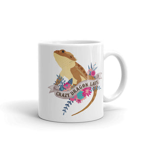 Bearded Dragon Coffee Mug