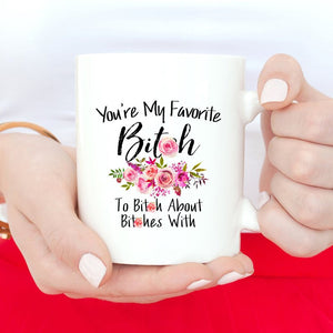 Best Friend - Mug For Best Friend