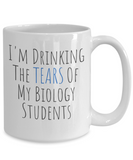 Biology Teacher Mug