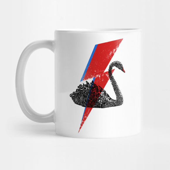 Black Swan Mug - Best Gift for Boyfriends - 11oz Coffee Mugs - Eureka Mugs