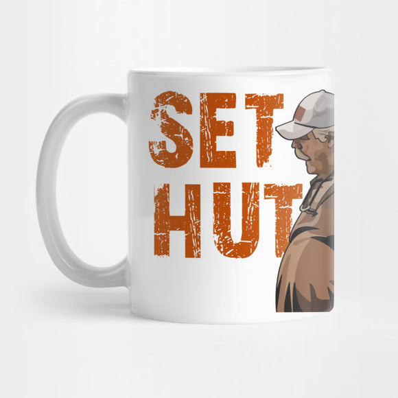 Bob Wylie Set Hut Mug - Best Gift for Boyfriends - Eureka Mugs