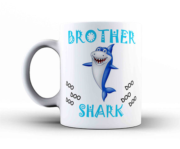 Brother Shark Doo Doo MUG