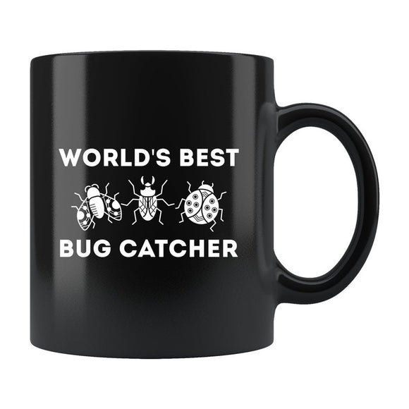 Bug Catcher Mug