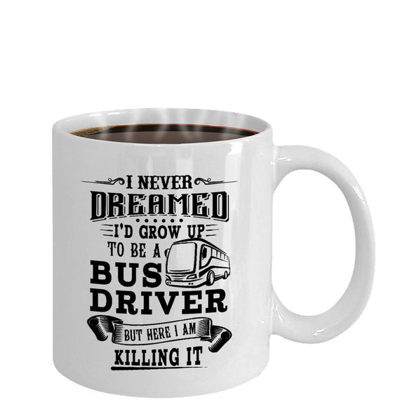 Bus Driver Thank You Gift - School Bus Driver Gift