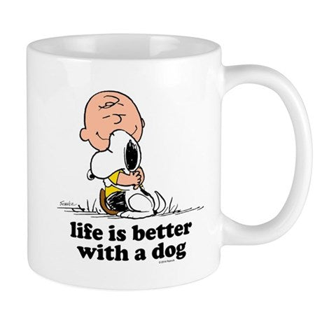 CHARLIE BROWN- LIFE IS BETTER WITH A DO MUG