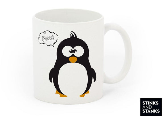 Coffee Cup Cup penguin TS012