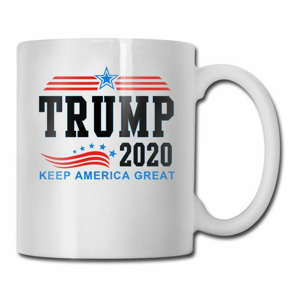 DONALD TRUMP Keep America Great 2020 Coffee Mug
