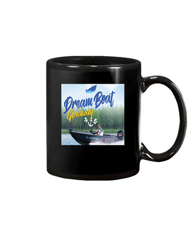 Dream Boat Giveaway Coffee Mug