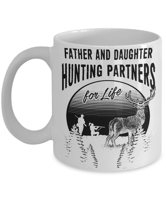 Father and Daughter - Hunting Partners For Life