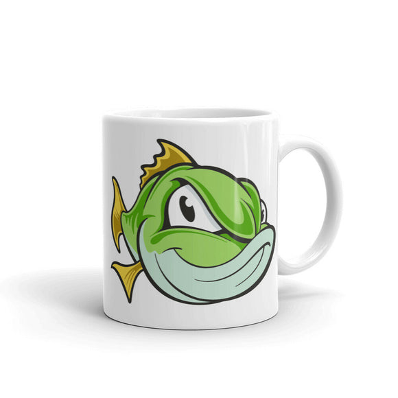 Fish Fishing Gift Dad Brother Uncle Son Mug