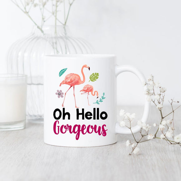 Be A Flamingo Mug