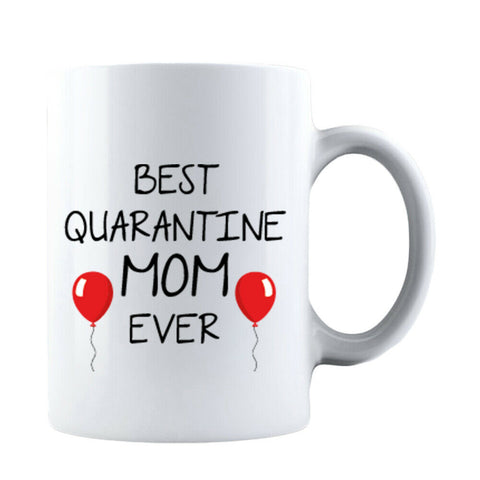 Funny Mothers Day 2020 Best F❤cking Mom Ever Gift for Mom Coffee