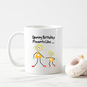 Funny Birthday Card, Grande Birthday, Thank U Next, Best Friend Mug