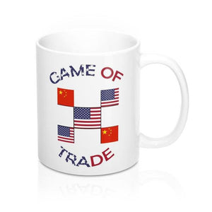 Game Of Trade Coffee Mug