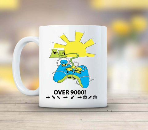 Gameboy Coffee Mug Video Game