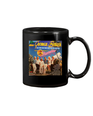 George Baker Selection ‎Dreamboat Coffee Mug