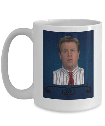 Gift for Journalist, Erik Wemple Commentator Coffee Mug