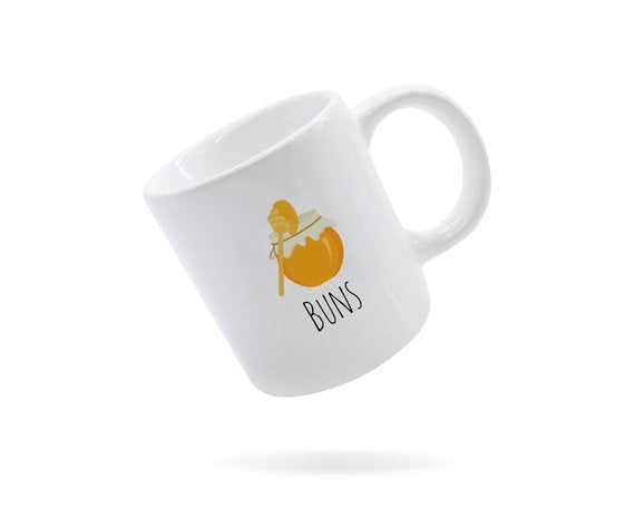 Honey Buns Mug, Honey Buns