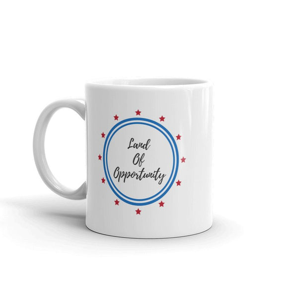 Land Of Opportunity Mug
