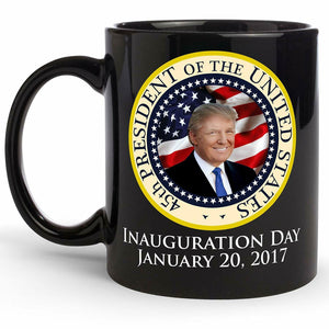 """Official Seal of the United States"" Coffee Mug"