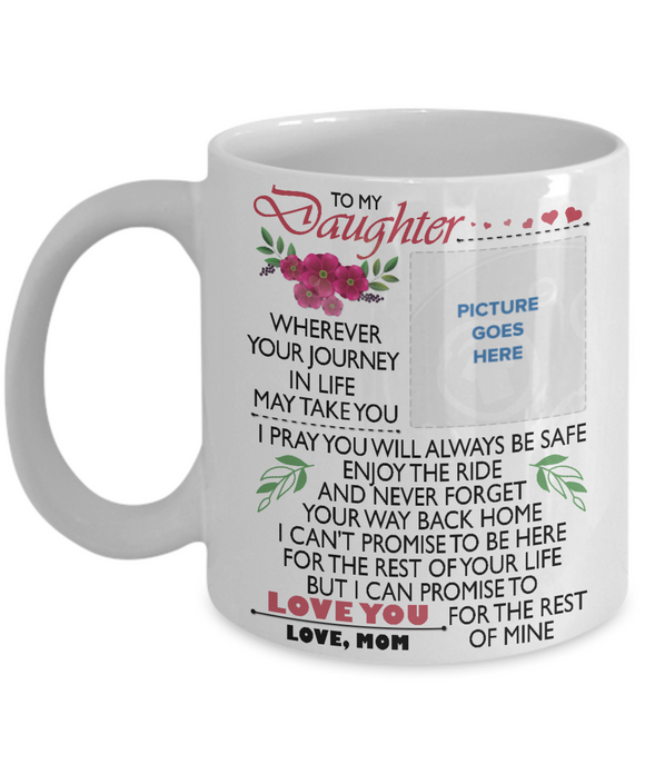 MY DAUGHTER - Eureka Mugs