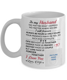 MY HUSBAND - Eureka Mugs