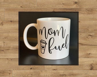 Funny Coffee Mug, Christmas or Birthday Gift Idea for Mom