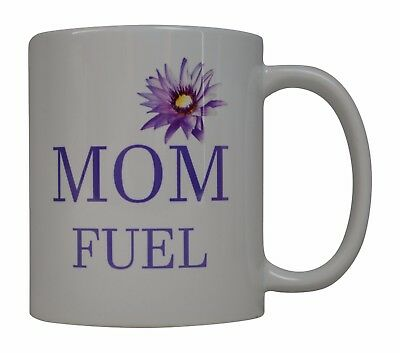 Mommy Fuel Coffee Mug or Tea Cup