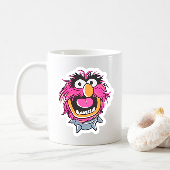 Muppets Animal Head Coffee Mugs