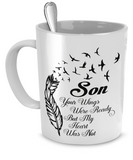My Husband Always In My Heart - Eureka Mugs