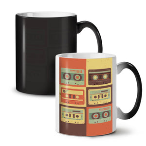 NEW Colour Changing Tea Coffee Mug 11 oz j Wellcoda - Eureka Mugs