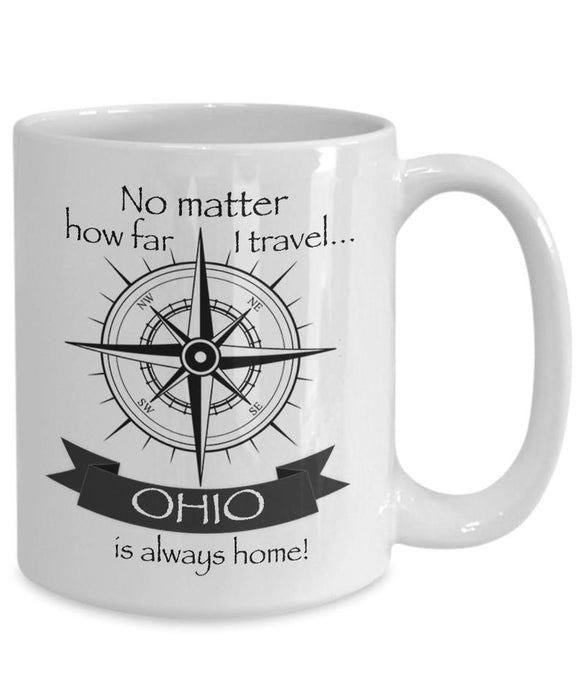 Ohio State Coffee Mug