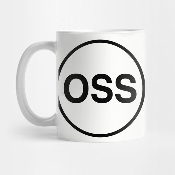 Oss Mug - Best Birthday Ideas Gift - Gift for Dad - Eureka Mugs