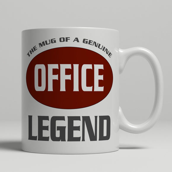 Office gift ceramic mug