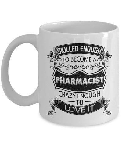 Pharmacist Mug - Pharmacist Coffee Mug - Funny Pharmacist Mug - Pharmacist Travel Mug - Funny Pharmacist Coffee Mug - Pharmacist Beer Mug - Funny Gift