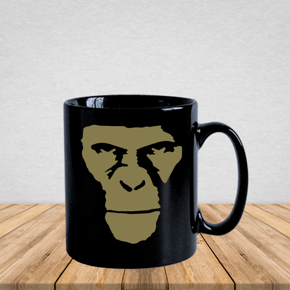 Planet of The Apes Style Mug