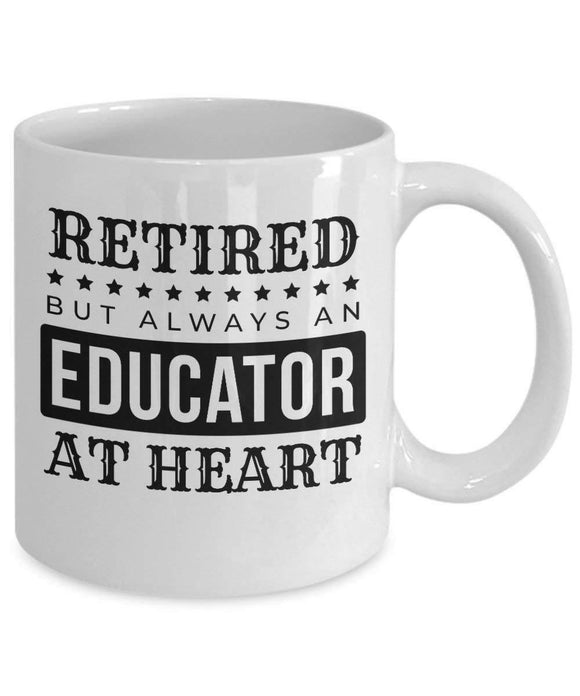 Retired Educator retirement