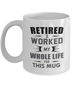 Retiree Retiring Retired Friend Family Coworker