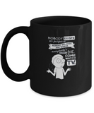 Rick and Morty – 11oz Ceramic Rick & Morty Coffee Mug