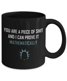 Rick and Morty – Ceramic Rick & Morty Coffee Mug