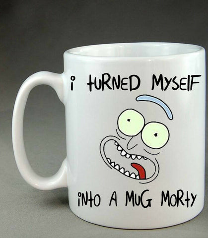 Rick and Morty TV Show Mug